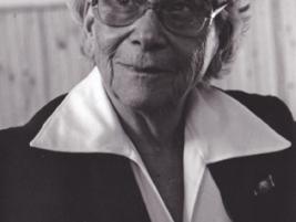 Dr. Emmi Pikler, MD 1902-1984.