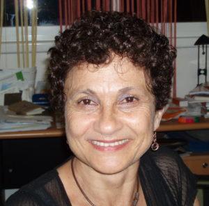 Miri Keren, the new Editor of Signal.