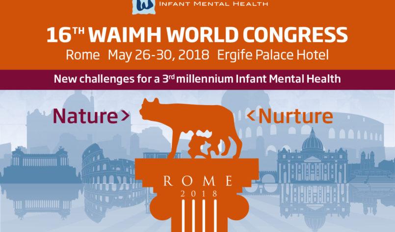 Rome 2018 congress banner