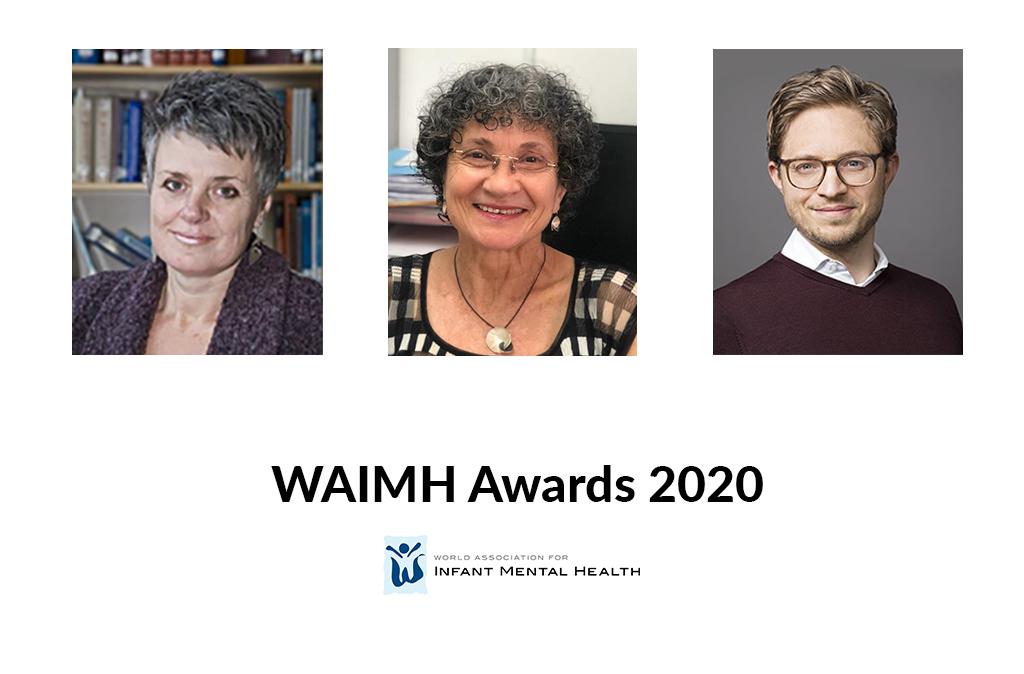 WAIMH award winners 2020